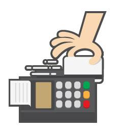 クレジットカードの引き落とし